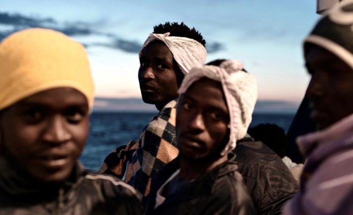 Solo uno de cada tres inmigrantes que pide asilo en España ve atendida su solicitud