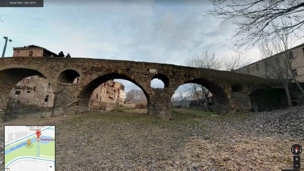 Puente de Queralt, en Vic.
