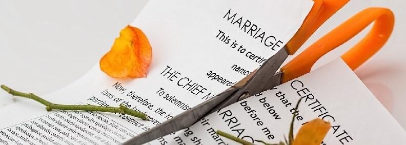 La ruptura de matrimonios en Europa va en aumento