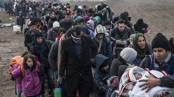 Se reduce la preocupación de los europeos ante la llegada de inmigrantes