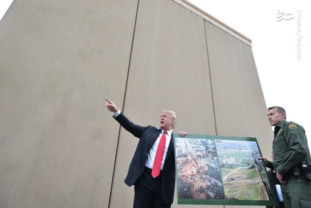Donald Trump Muro México