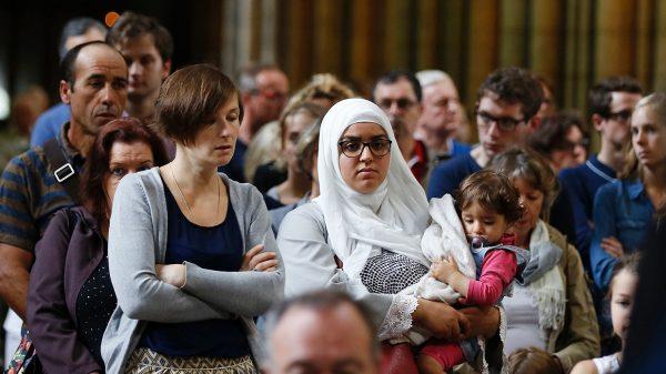 Aceptar o rechazar a musulmanes en Europa