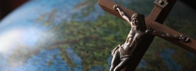 El cristianismo crece entre los europeos orientales y centrales