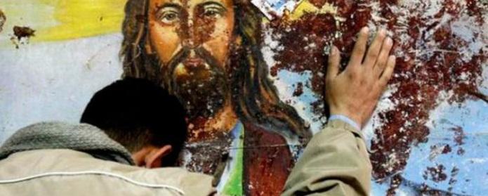 Cristianos perseguidos en Siria