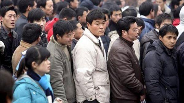Consecuencias de la política del hijo único china, faltan mujeres
