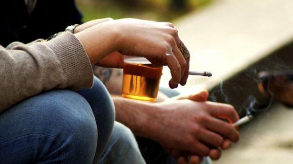 adolescencia tabaco alcohol