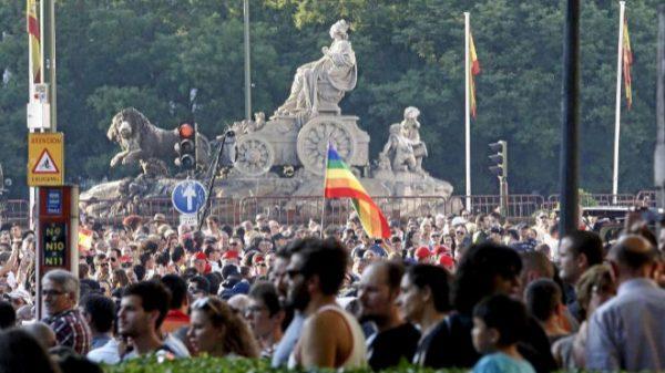 Ciudadanos quiere que el día del Orgullo gay sea fiesta de interés turístico