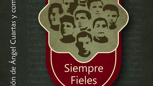 Logo de la beatificación de seminaristas en Oviedo.