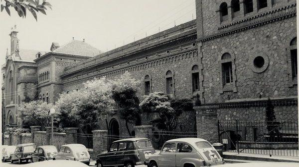 Convento de San Elías, convertido en checa principal de Barcelona.