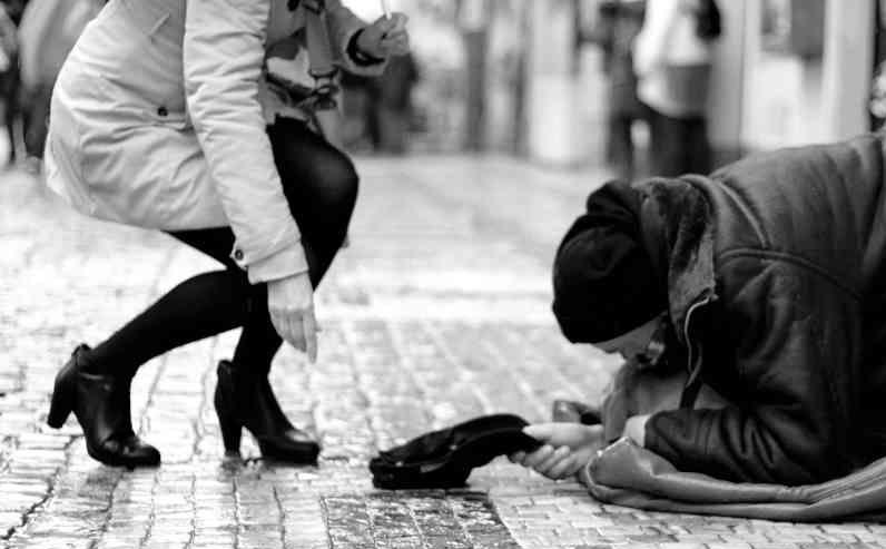 Pobreza y exclusión social en las calles