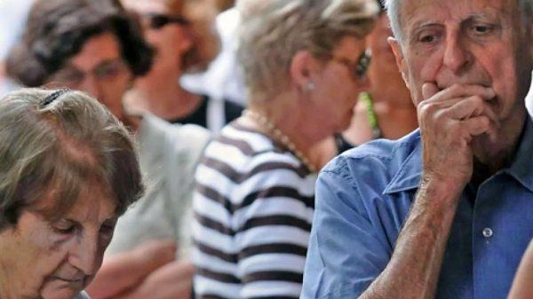 Preocupante futuro para los ancianos