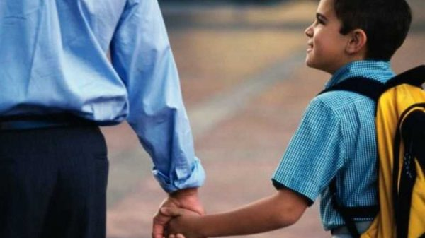 La importancia de la figura del padre