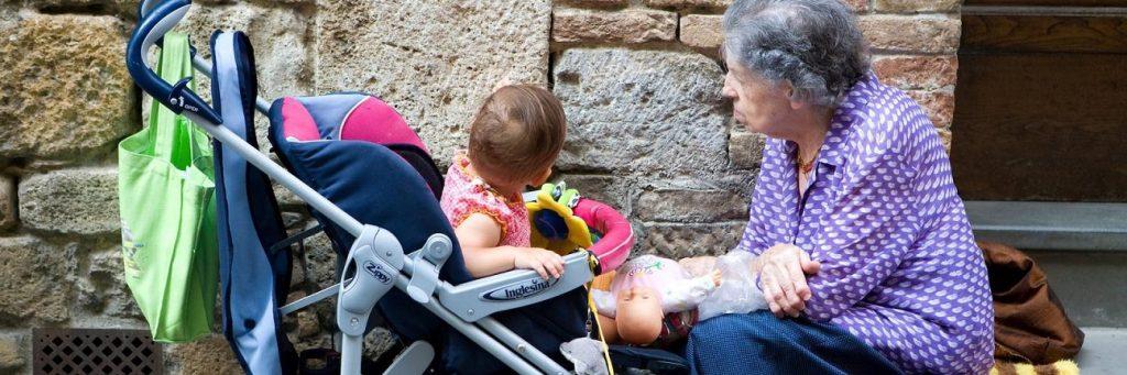 La tendencia en Europa: pocos hijos y envejecimiento de la población