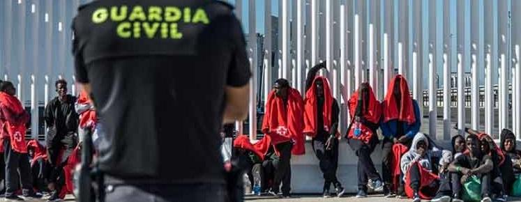 España es el país de Europa Occidental donde se aprecia una menor preocupación por la inmigración