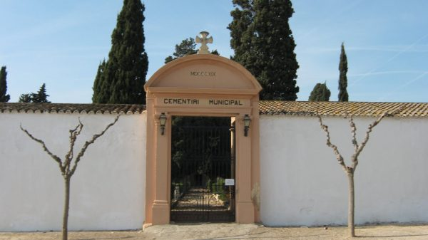 Cementerio de Torredembarra.