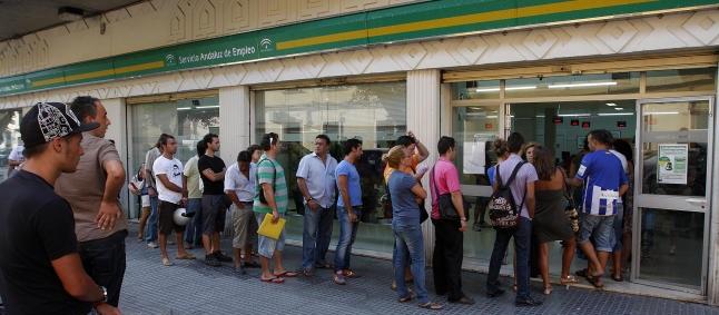 El drama del paro en Andalucía se ha convertido en un mal endémico
