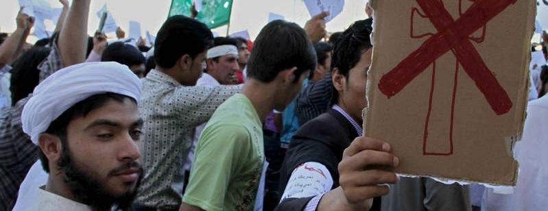 Cristianos perseguidos en Afganistán