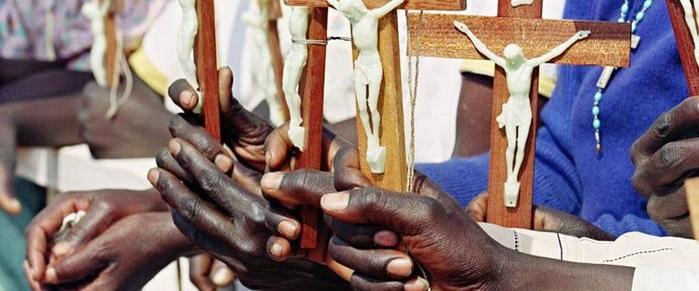 Cristianos perseguidos en Sudán
