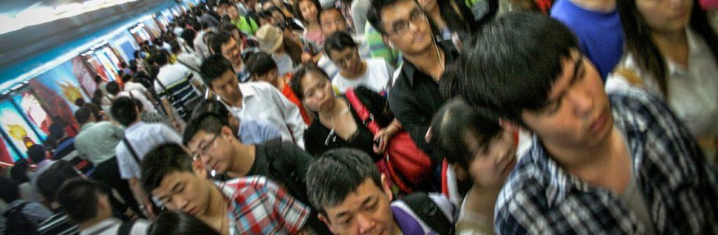 El fin de la política del hijo único china no ha solucionado el desequilibrio de la población