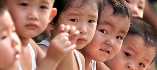La política antinatalista china ha evitado imágenes como esta