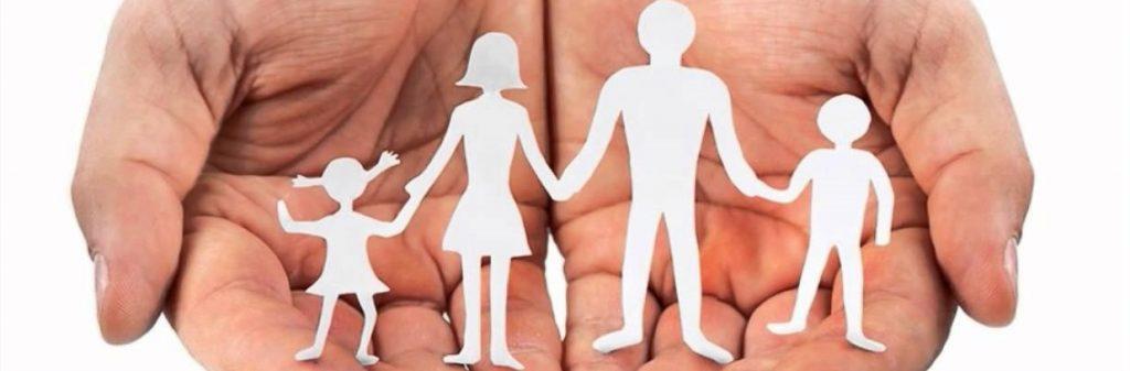 proteger a la familia