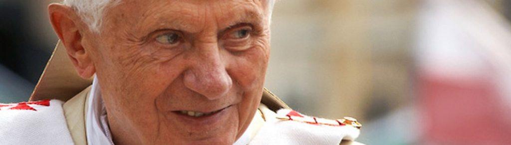 Benedicto XVI y la pederastia homosexual