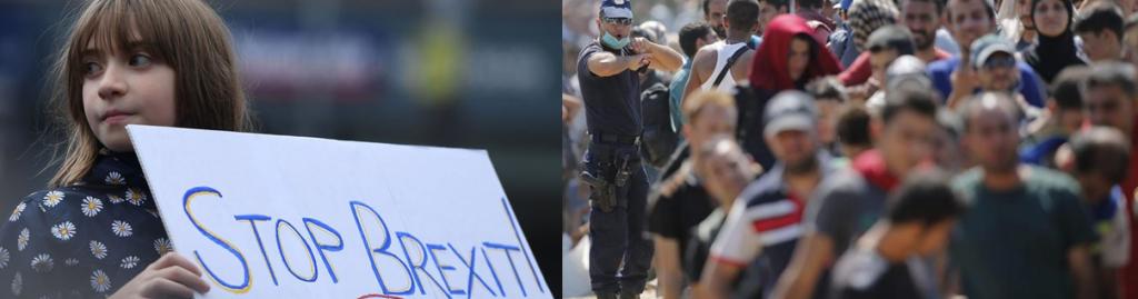 Brexit y refugiados