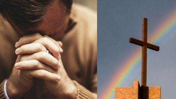 gays, heterosexuales y religión
