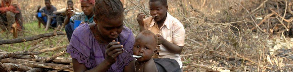 hambre en el mundo rural