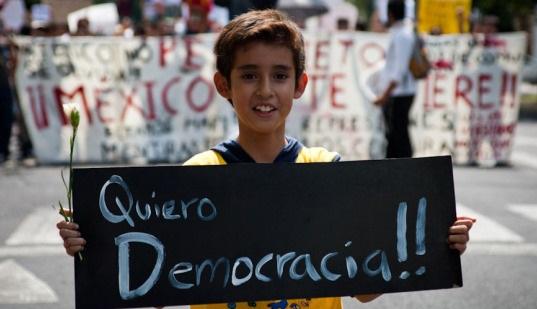 democracia en el mundo