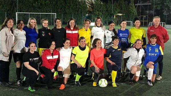 selección femenina vaticana