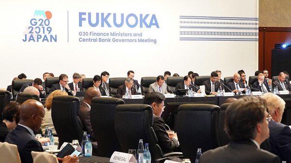 Cumbre G-20 en Japón
