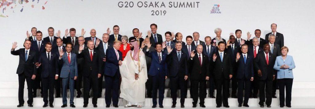 Cumbre del G-20 en Japón