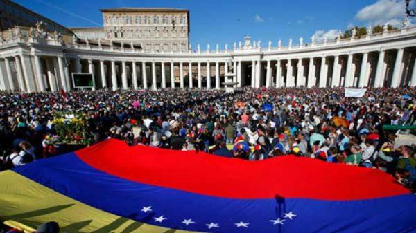 Venezuela papa Francisco