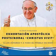 El Papa llama a los jóvenes