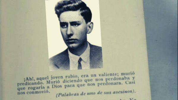 Juan Roig i Diggle, mártir el 12 de septiembre de 1936 en Santa Coloma de Gamanet.