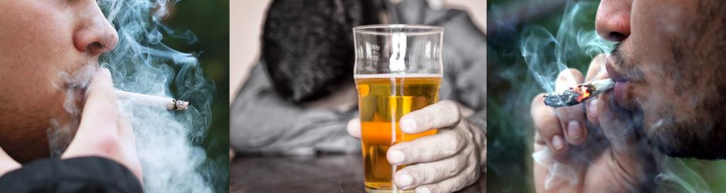 adicciones en los adolescent