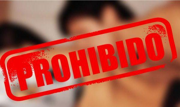 prohibir la pornografía