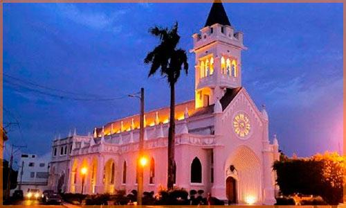 iglesia en la republica dominicana