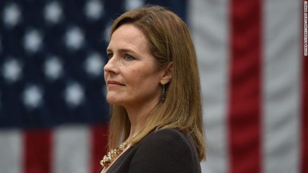 amy coney