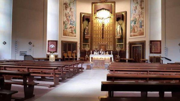 santidad de la Iglesia