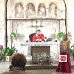 Misa en S. Pere de Terrassa