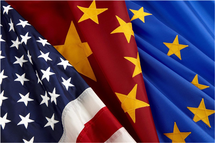 Estados Unidos China