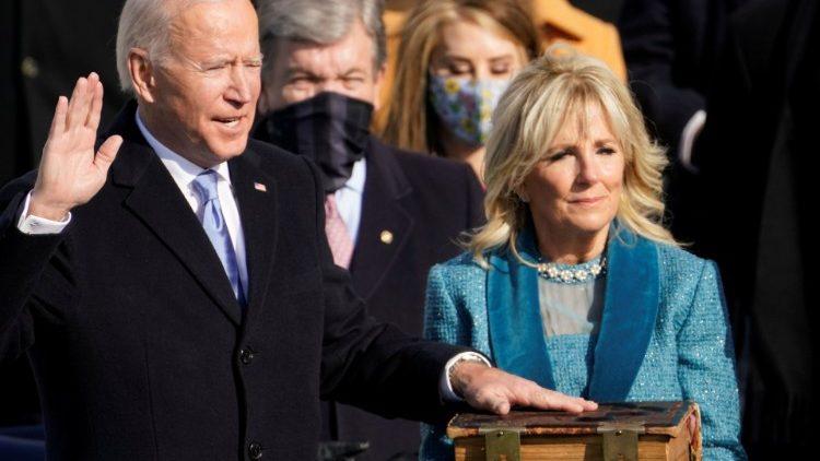 El Papa pide a Biden favorecer la paz y la reconciliación en los Estados Unidos