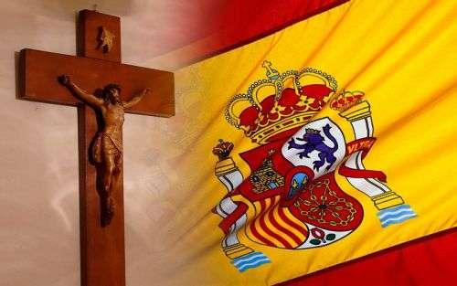 cristianismo en españa