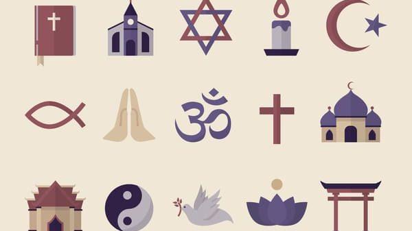 críticas contra las religiones