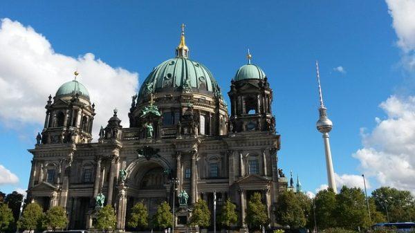 iglesia alemana