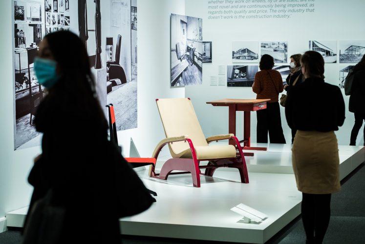 Exposición Jean Prouvé
