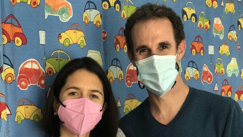 Una niña nacida a las 23 semanas en Barcelona sobrevive sin complicaciones