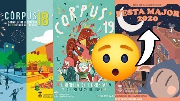 """La Federació de Cristians de Catalunya demana que es recuperi el """"Corpus"""" a la Festa Major de Cornellà de Llobregat (Barcelona)"""